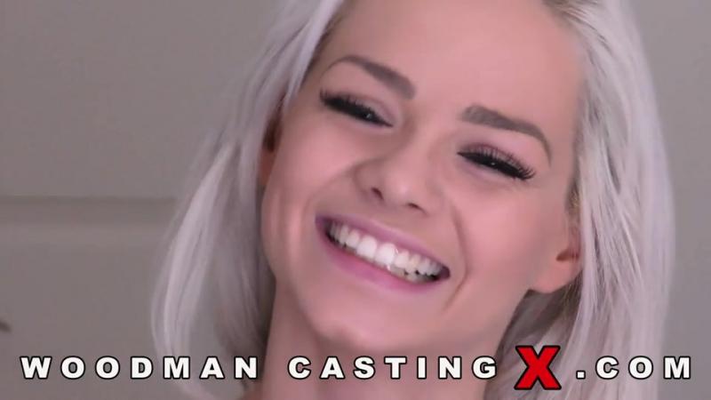 Кастинг Вудмана с милой блондинкой cute blonde at Woodman porn
