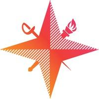 Логотип АНО Центр соц.творчества и туризма «ИСКРА»