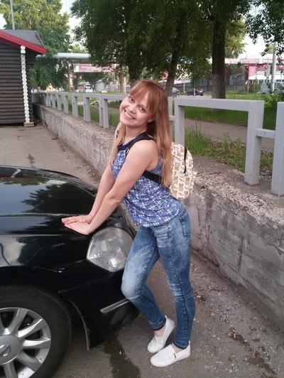 Анна Усова
