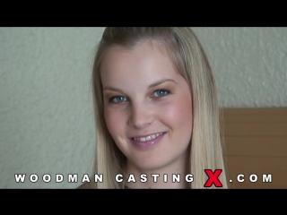 Анальный кастинг Rose Delight (Woodman Casting, anal, dp)