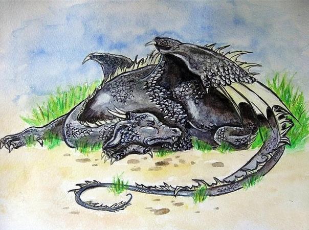 Проклятие Дракона Сон был неприятный. Кошмарный даже. Рыцарь в сверкающих доспехах, с огромным мечом подъехал к пещере, спешился, постоял перед входом и вошел. Темными галереями, по поцарапанным