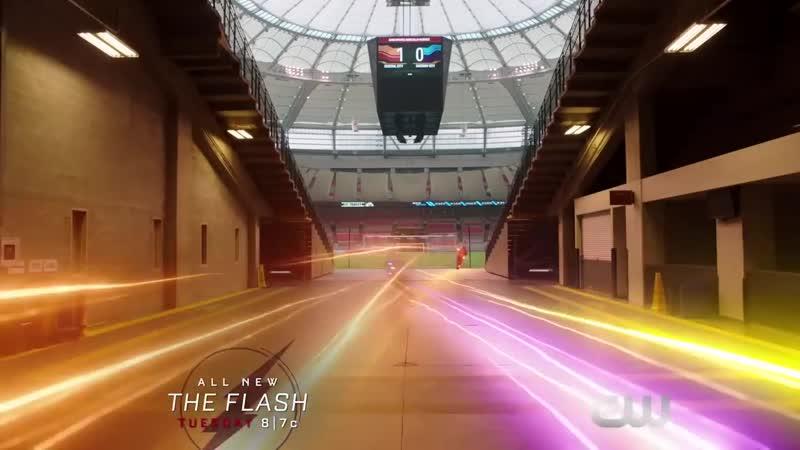 Флэш - News Flash (5х04)