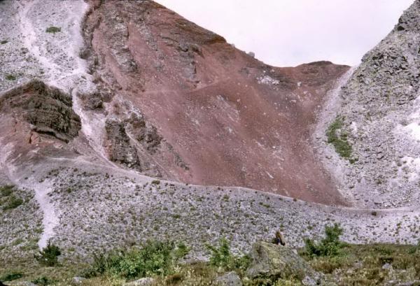 Таравера. Гора в новой Зеландии., изображение №1