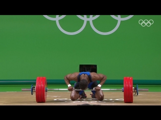 Оскар Фигероа, путь к олимпийскому золоту