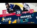 НХЛ НА РУССКОМ. КС-18/19. Р3. Сент-Луис - Сан-Хосе (матч 6)