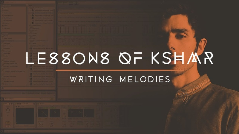 Lessons of KSHMR Writing Melodies
