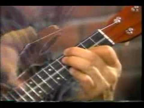 Star Dust By Herb Ohta San played with Ukulele