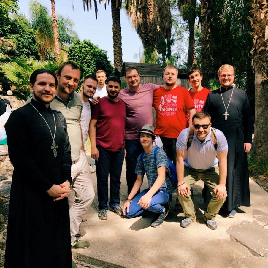 Интервью с иереем Павлом Соломатиным, духовником и лидером молодёжной группы «Лествица» при храме Всех святых на Соколе