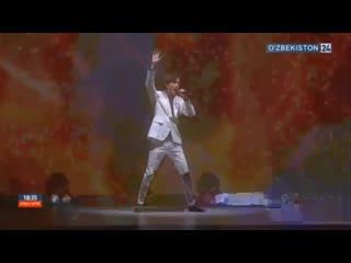 Dimash SOS dun Terrien en dtresse (Uzbekistan TV) __ Healing Music
