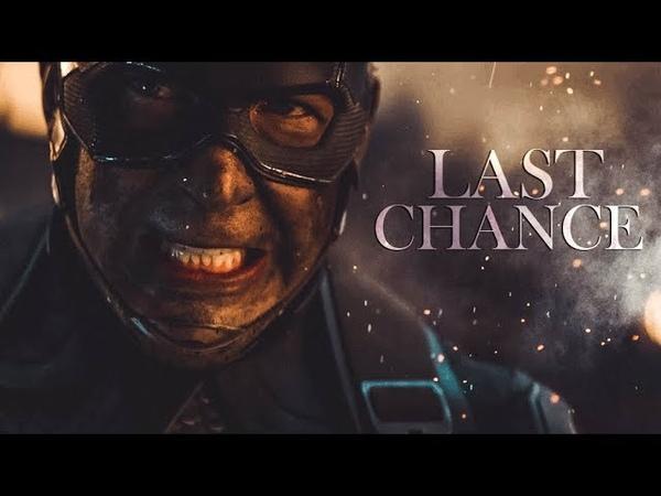 Marvel Avengers Last Chance