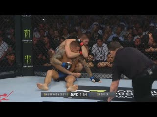 Хайлайт турнира UFC 242: Хабиб vs Порье