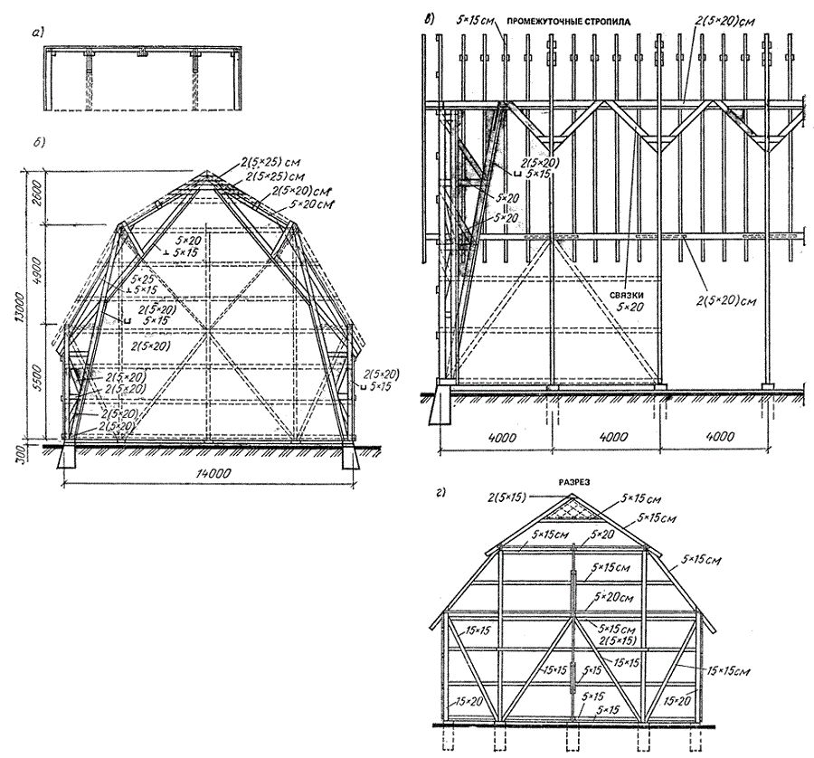 Как устроить ломаную крышу — рекомендации по проектированию и монтажу