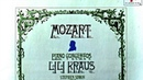 Mozart - Piano Concertos No.20,21,22,23,24,25,26,27 (recording of the Century : Lili Kraus/Simon)
