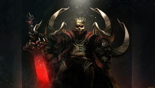 Мёртвые тоже люди Верховный главнокомандующий армии мертвецов Келере́т, а некогда правитель одного из небольших графств на окраине континента, со скучающим видом сидел на резном каменном троне.