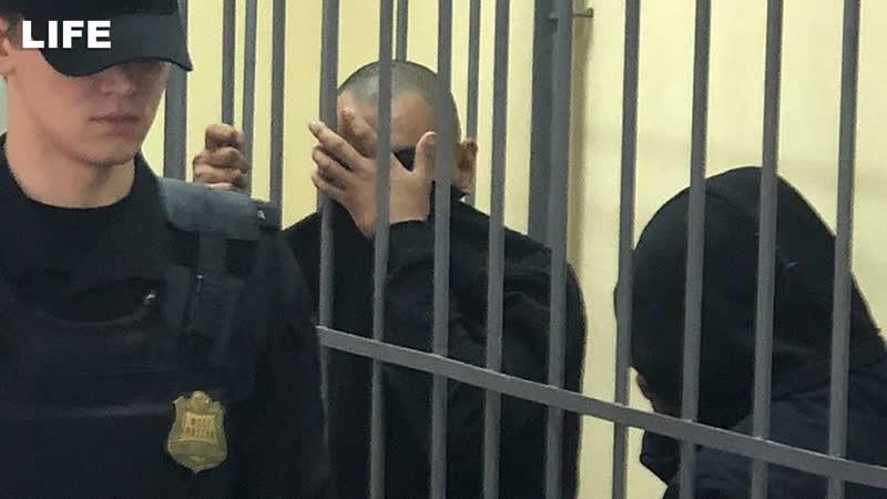 Убийца молодой мамы заплакал в зале суда