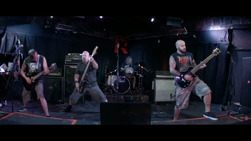 Pro-Pain - Voice Of Rebellion (Official Video)