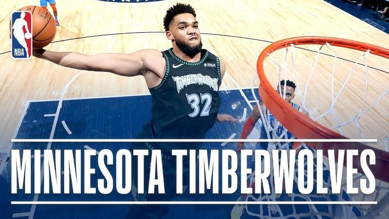 Best of the MinnesotaTimberwolves! | 2018-19 NBA Season NBANews NBA
