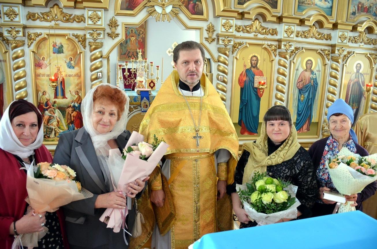 В храме святого Александра Невского города Темрюка состоялось очередное занятие на катехизаторских курсах для взрослых