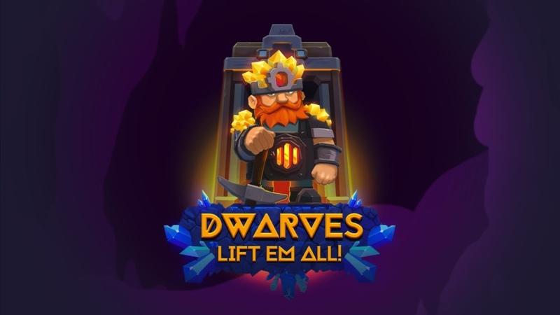 Подземное Королевство Дворфов - симулятор лифта