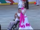 В столице Марий Эл прошла торжественная церемония открытия Третьей Всероссийской летней Спартакиады инвалидов