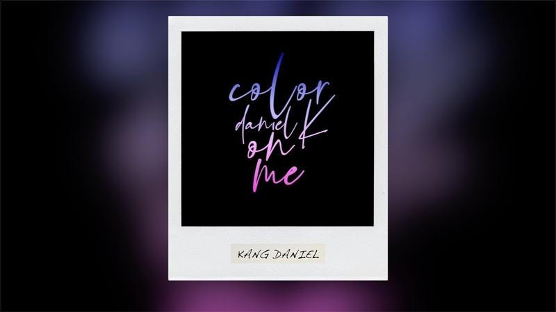 강다니엘 (KANG DANIEL) Special Album 'color on me' Highlight Medley