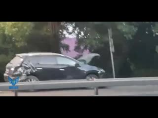 Страшное ДТП в Щапово