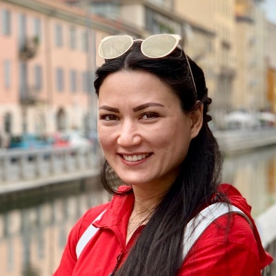 Наталья Ким