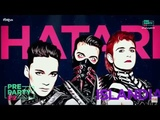 Hatari Hatrid Mun Sigra (Iceland) Live at ES Pre Party 2019 (Madrid) Eurovision 2019