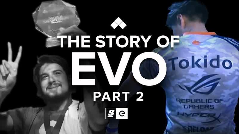 История EVO: Часть 2 (RUS)