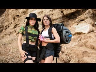 Adriana Chechik, Kissa Sins [PornMir, ПОРНО, new Porn, HD 1080, Tattoos, Squirting, Pussy Licking, Petite, Ass, Lesbian]