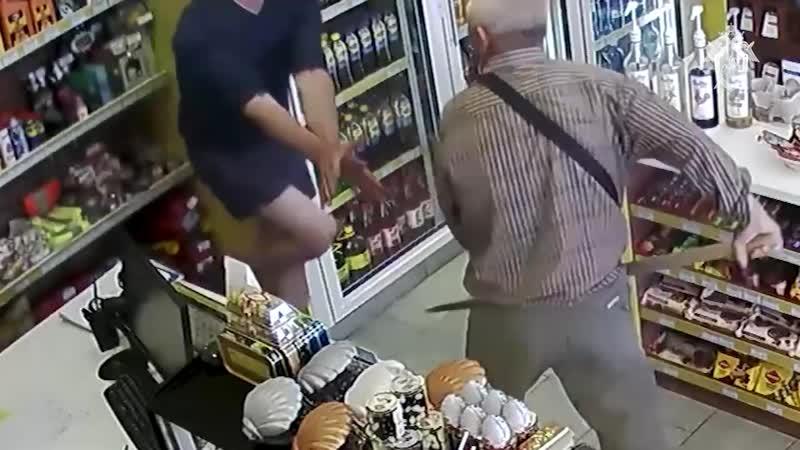 Покушение на изнасилование оператора автозаправочной станции