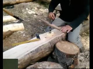 Инструкция по постройке сруба в лесу