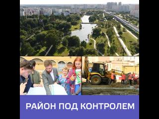 Жители Красносельского изменили проект благоустройства района – Москва 24