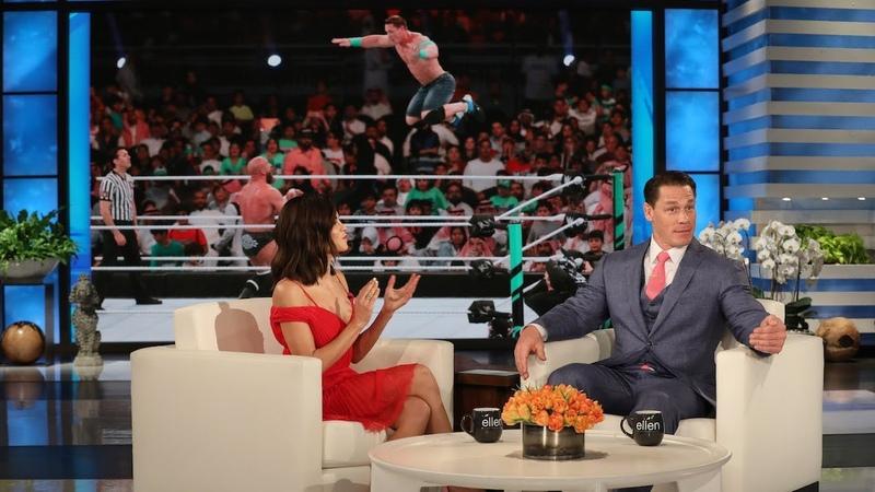 Jenna Dewans Boyfriend Made Her Into a Wrestling Fan