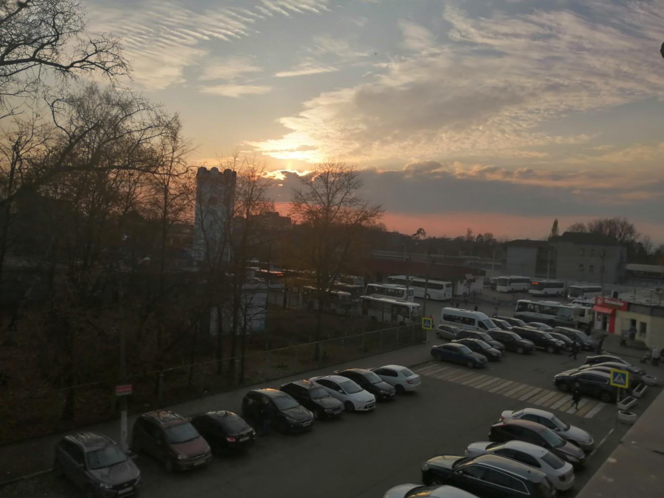 Небо России.анон