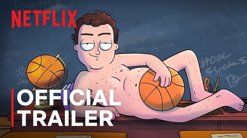 HOOPS Official Trailer Netflix