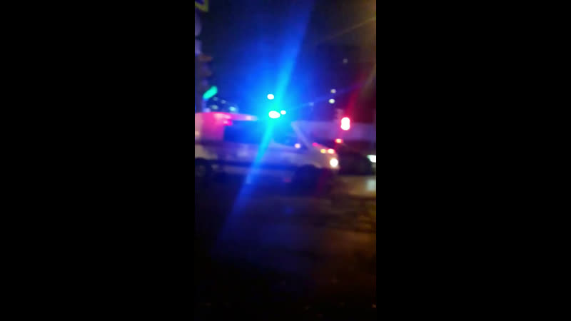 На Домодедовской улице серьёзный пожар !!!