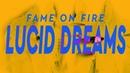 Lucid Dreams Juice WRLD Fame On Fire Rock Cover Trap Goes Punk