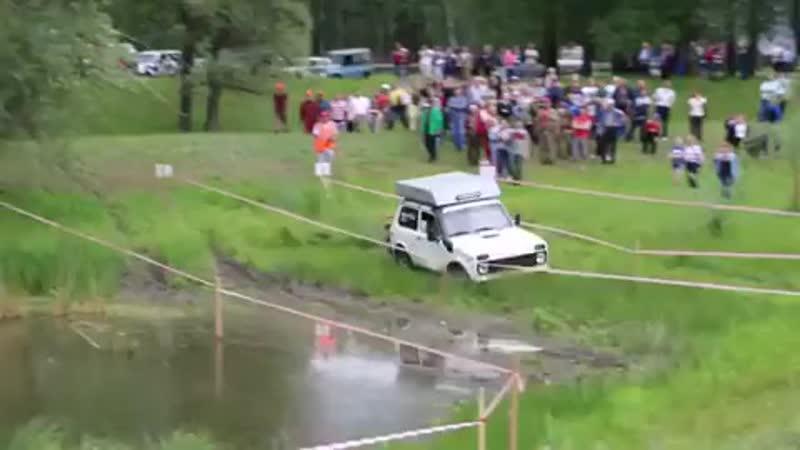 Джип-спринт в Тальменке 4