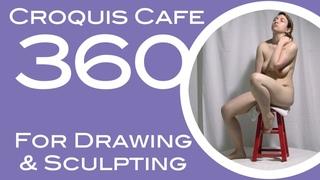 CROQUIS CAFE 360: Grace No. 7