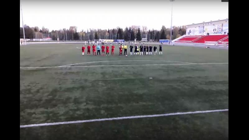 Линия звука - Спарта 1:2 IV Кубок Костромской области по футболу 8х8. Первая лига. Матч за 3 место