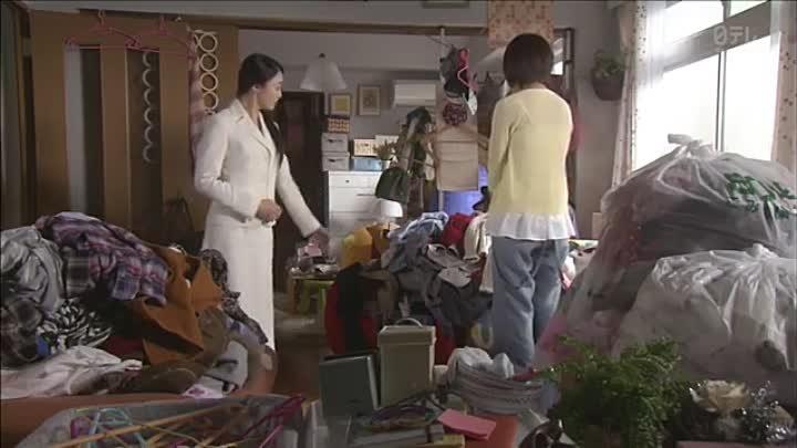 Жизнь волнующее волшебство уборки Япония 2013 KrisTee озвучка