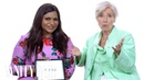 Emma Thompson and Mindy Kaling Teach You Posh British Slang | Vanity Fair topnotchenglish