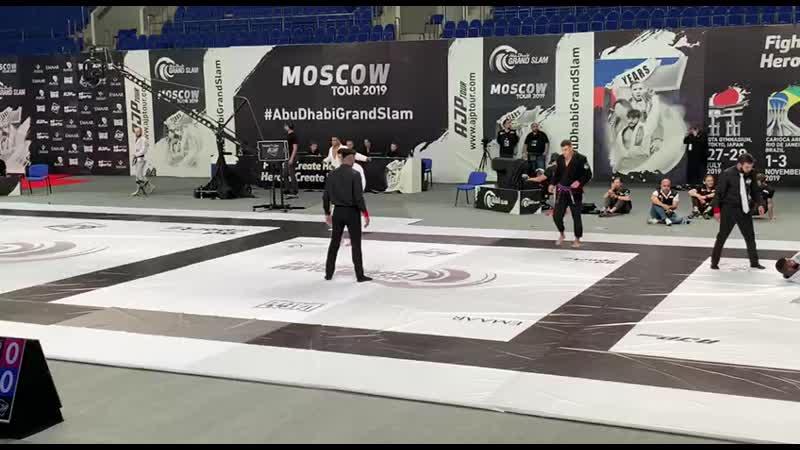 4 Валерий Круглов ABU DHABI GRAND SLAM JIU-JITSU WORLD TOUR 2019-2020 - MOSCOW
