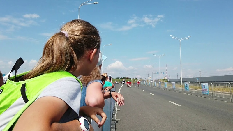 Сборная России завоевала одну медаль в командной велогонке на Российско-Китайских играх