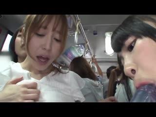 Hatsuki Nozomi, Shinoda Yuu, Abeno Miku, Ayane Haruna, Miyazawa Yukari , Lesbians, Schoolgirl, Squirting