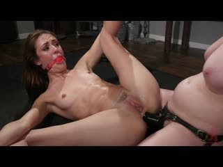 Cherry Torn and Zoe Sparx [Lesbian, Anal, BDSM]