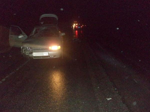 Два человека погибли четырнадцать получили различные травмы в шестнадцати автомобильных авариях зарегистрированных за минувшие сутки 7 ноября на дорогах республики