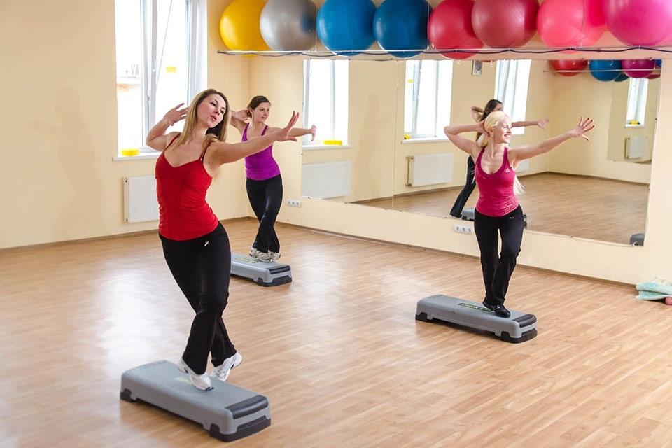 Фитнес клубы для похудения в москве
