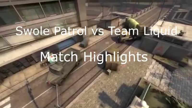 Highlights TL vs Swole Patrol